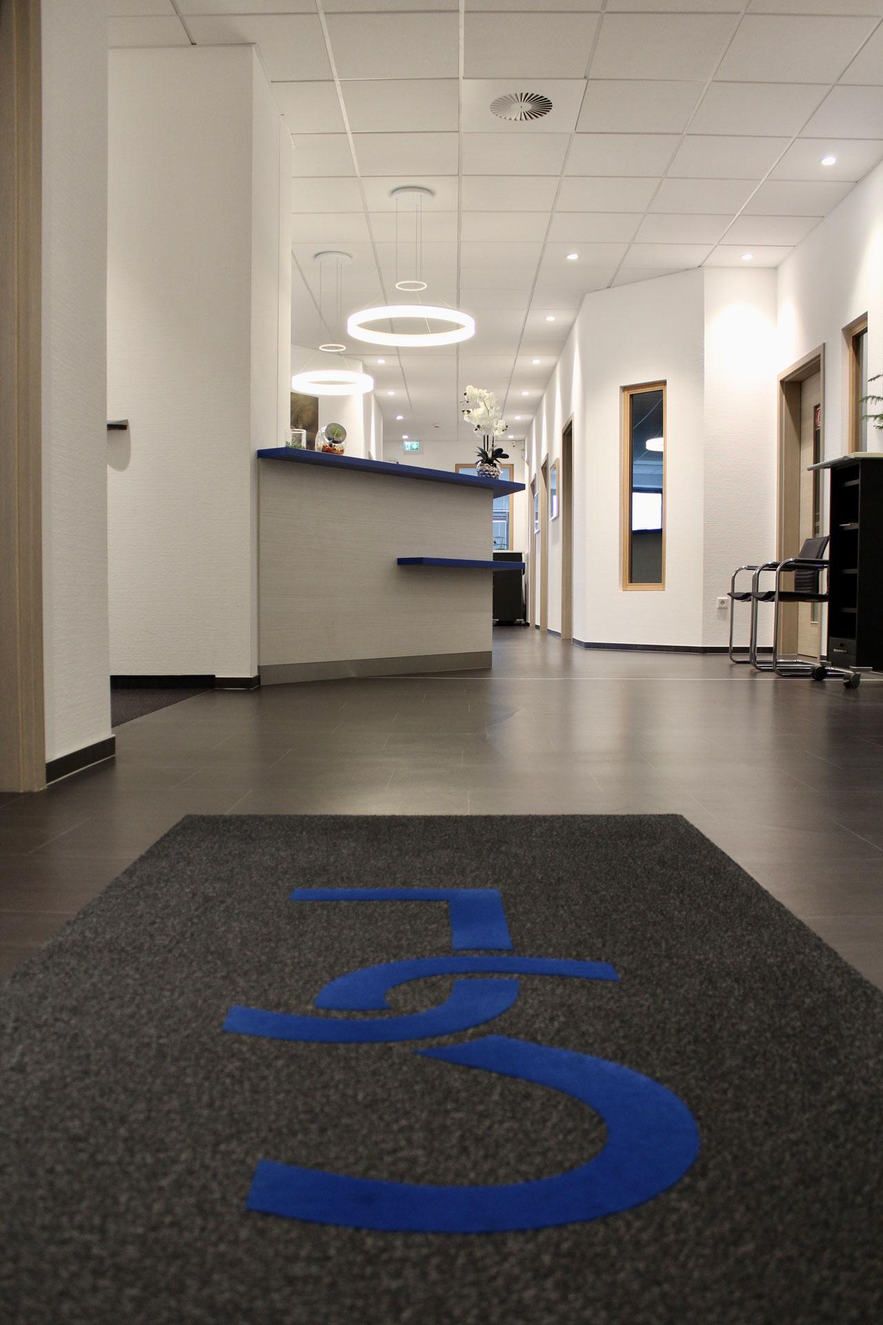 Büroräume Steuerbüro Serrand 8