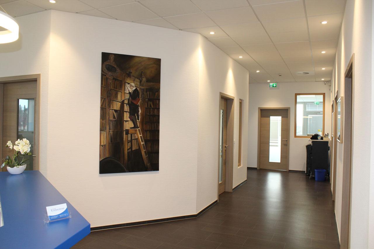 Büroräume Steuerbüro Serrand 6