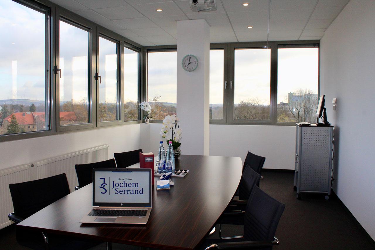 Büroräume Steuerbüro Serrand 3