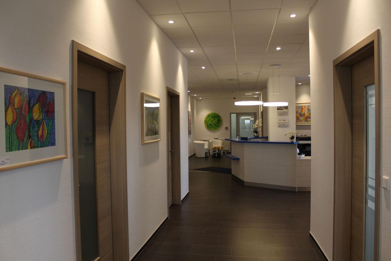 Büroräume Steuerbüro Serrand 4