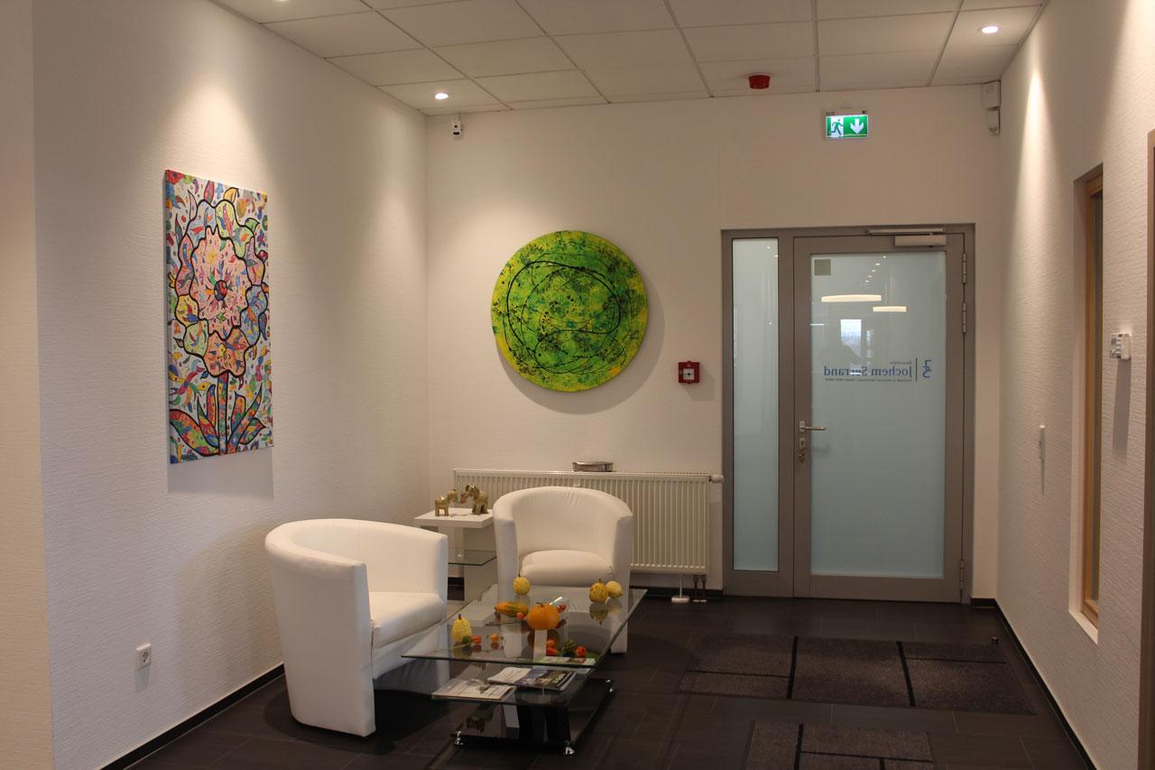 Büroräume Steuerbüro Serrand 2