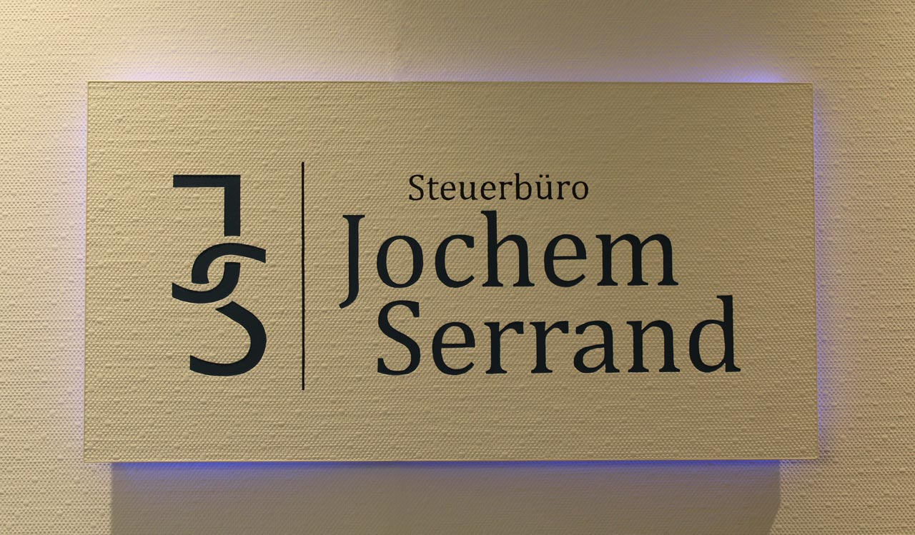 Steuerbuero Jochem Serrand Slider Logo